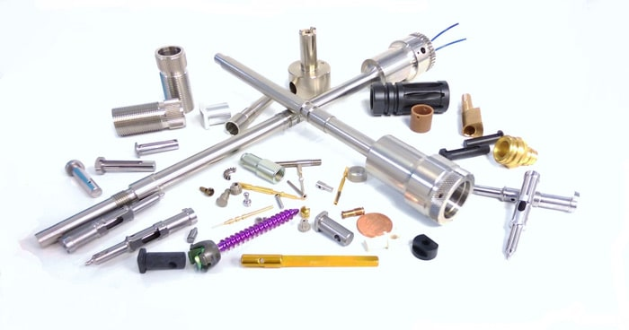 Various Parts We Make